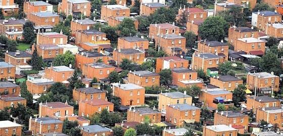 quartiere residenziale bata zlin