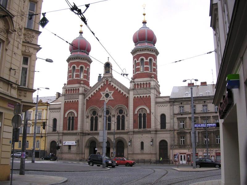 Sinagoga di Plzeň
