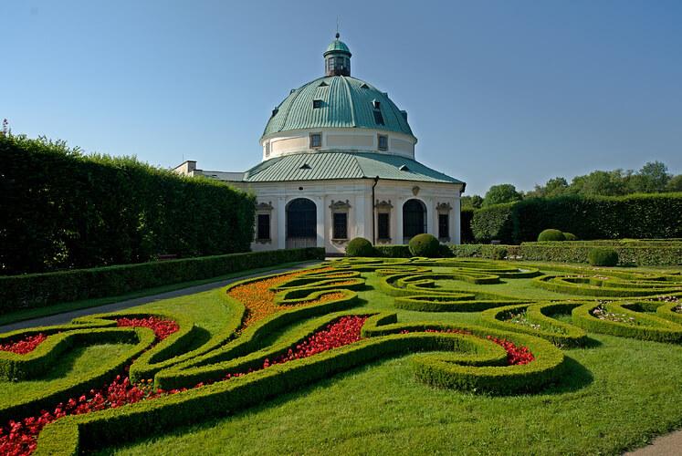 Května záhrada
