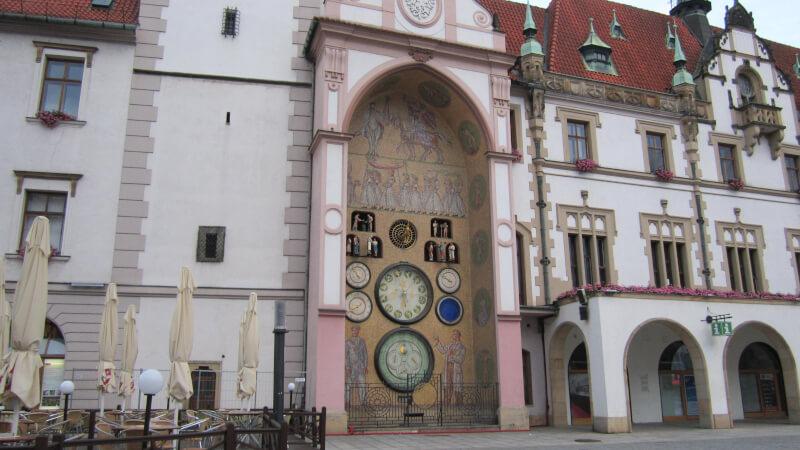 Orologio astronomico Olomouc