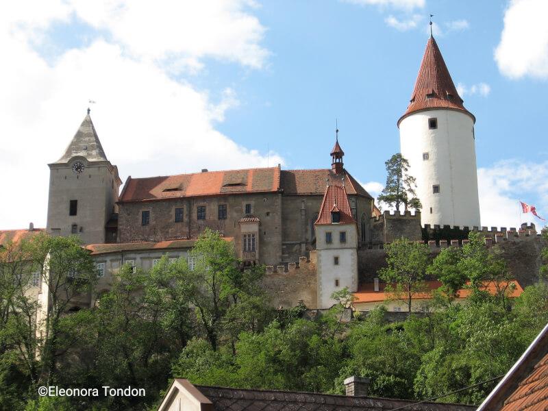 castello di Křivoklát