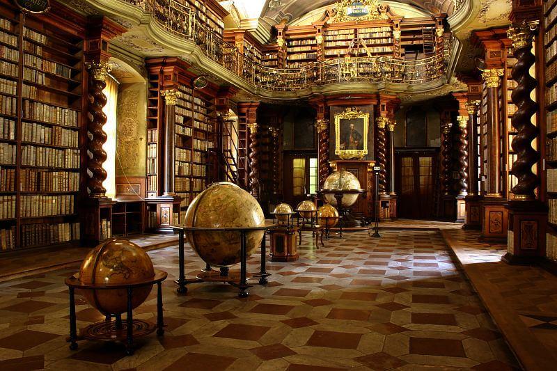 Sala barocca del Klementinum